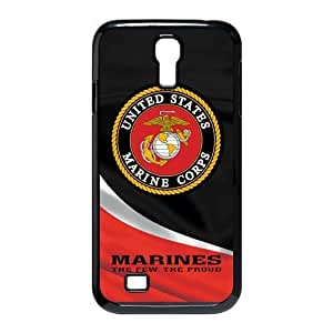 US Marine Corps High Quality Back Cover Case for Samsung Galaxy S4 I9500 JNS4-1660