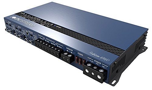 (Soundstream RN5.2000D Rubicon Nano 2000W Class D 5-Channel Amplifier)