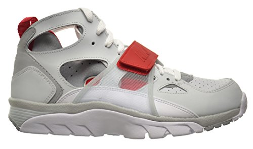 olvidar Torneado guapo  Nike Air Trainer Huarache Men's Shoes Pure Platinum/White-Wolf Grey-University  Red 679083-017 (9.5 D(M) US)- Buy Online in Dominica at  dominica.desertcart.com. ProductId : 15580063.