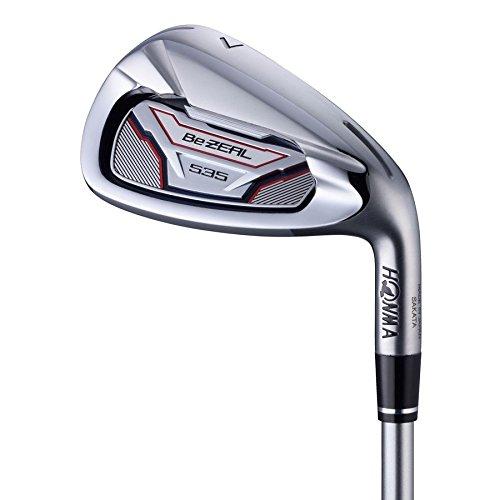 本間ゴルフ Be ZEAL ビジール 535 アイアン 単品 VIZARD for Be ZEAL シャフト カーボン メンズ BZ535I5BZR 右 ロフト角:22.5度 番手:5I フレックス:R
