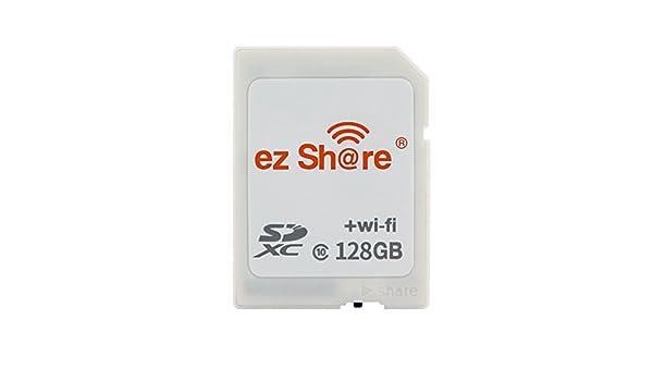 Tarjeta de Memoria SD de 2018 con Capacidad Real EZ Share WiFi SD ...
