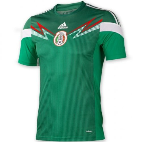 Adidas Mexico Home Short (Adidas Mexico Home Youth Soccer Jersey)