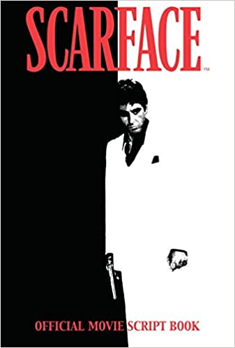 scarface official movie script book