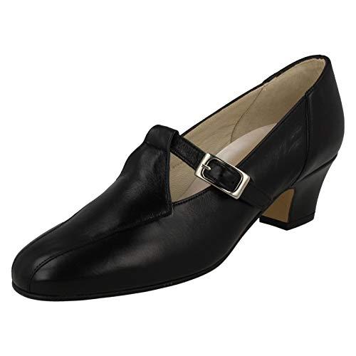 Noir Nil Femme Simile Sandales Compensées PxOSq7wXU