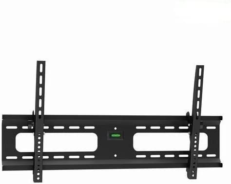 Mount Plus Tilt TV Wall Mount Bracket for 40-85 inch LCD, LED, or Plasma Flat Screen TV – Super-Strong Load Capacity 165 lbs – 15 Degree Tilt, Max VESA 850×450