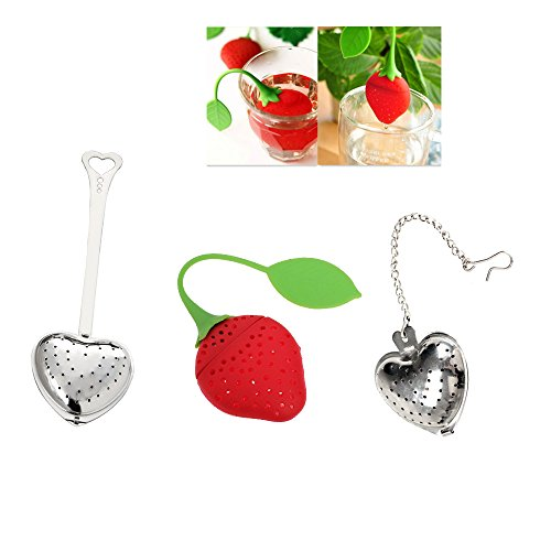 Eco friendly Infuser Strainer Variety JERN product image