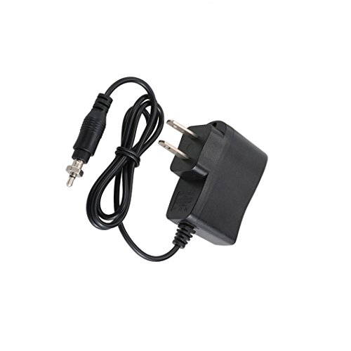 (DZT1968 AC Ignition Charger 100-240V for HSP Nitro Buggy 1800mAh Rechargeable Glow US Plug Igniter)