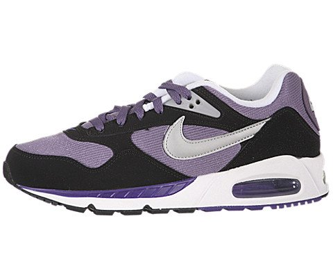 Nike Womens Air Max Correlate Running Shoes-Purple/Black-7