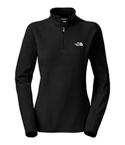 Womens 1/4 Zip Fleece Pullover - 2
