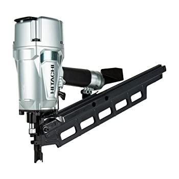 Hitachi NR83A2 Round Head 2-inch to 3-1/4-inch Framing Nailer ...