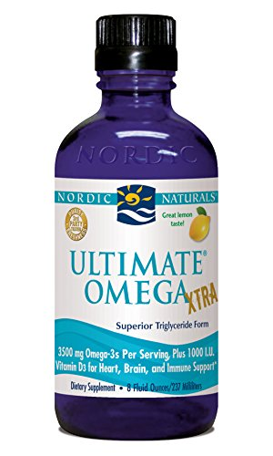 Nordic Naturals - Ultimate Omega Xtra - 8oz ( Multi-Pack) by Nordic Naturals