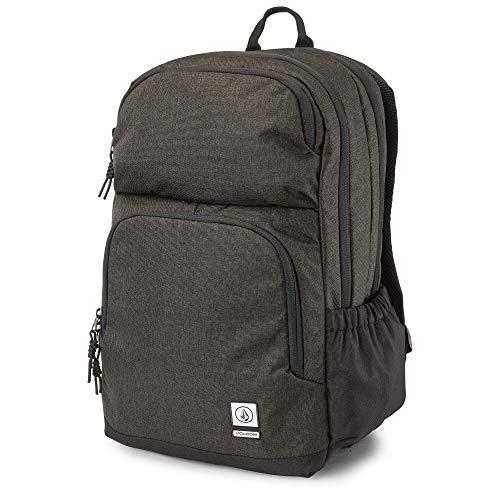 (Volcom Men's Roamer Backpack, new black, One Size Fits All)