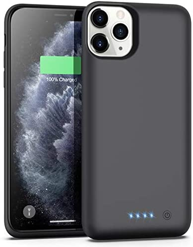 iphone11 pro max 対応 バッテリーケース 7800mah 大容量 バッテリー内蔵ケース iphone11pro max 対応 充電ケース アイフォン11pro max 対応 ケース バッテリー内蔵 6.5インチ用 薄型
