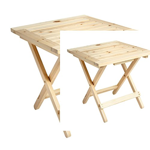 Adirondack Cedar Side Table - 7