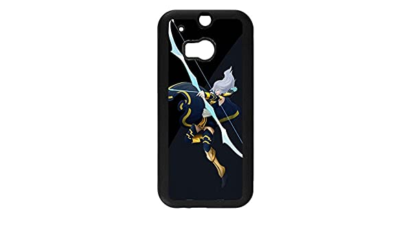 Personality Ashe League of Legends Phone Case Cover for Htc ...