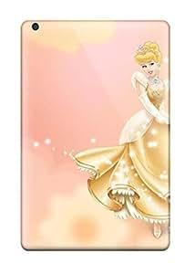 Premium Cinderella Back Cover Snap On Case For Ipad Mini/mini 2
