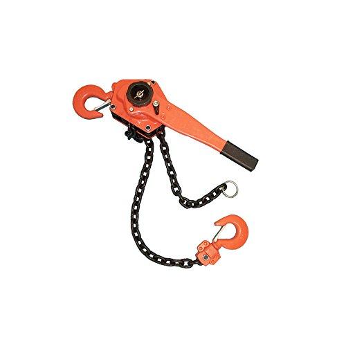 3 Ton (6000 LB) Ratchet Lever Block Chain Come Along Puller Lift Hoist