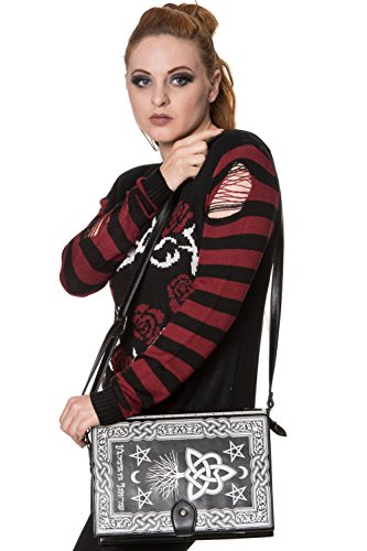 Banned Top Handle Banned Women's Top Handle Bag Bag Black Black Women's Banned a7xwUndq