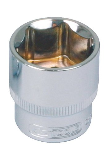 KS Tools 918.1234 - CHROME + hexagonal socket, 1/2', 34mm 1/2 4042146073810