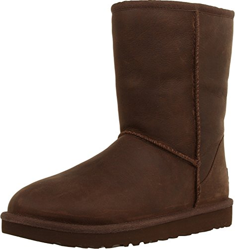 Ugg Australia Ladies Classic Short Leather Boots