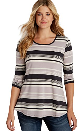 maurices-womens-the-24-7-swing-tee-with-variegated-stripes-x-small-multi