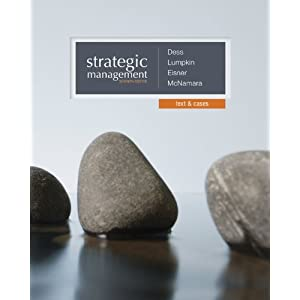 Strategic Management: Text and Cases (Hardcover)