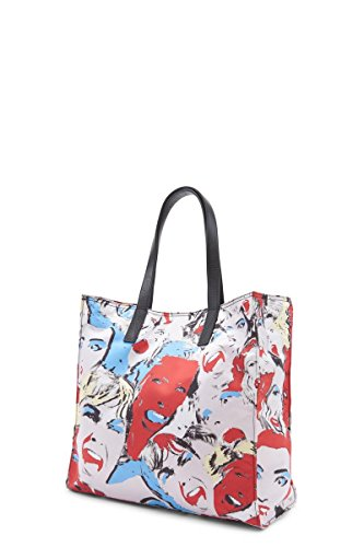 MARC JACOBS FEMME M0008501 MULTICOLORE POLYESTER SAC TOTE