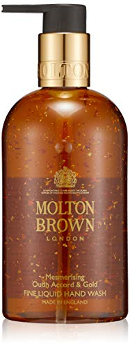 Molton Brown Fine Liquid Hand Wash, Mesmerising Oudh Accord & Gold, 10 Fl. Oz. ()