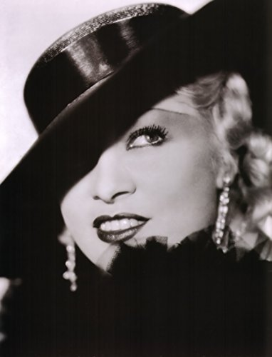 (Mae West Beautiful Face Portrait Photo Hollywood Movie Star Photos 8x10)