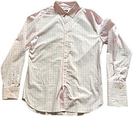 Paul Smith PS Puño Doble Manga Larga Slim Fit Camisa: Amazon.es: Ropa y accesorios