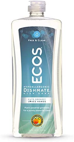 ECOS Dishmate Dish Liquid Clear product image