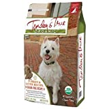 TENDER & TRUE Organic Turkey and Liver Dry Dog Food 20lb, 1 Piece