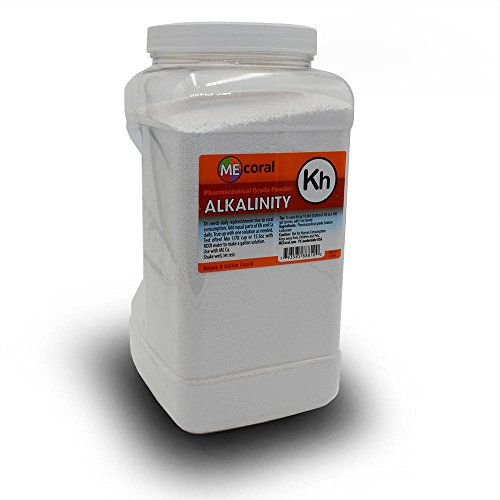 (ME Alkalinity (KH) Powder - (8 lbs) Makes 7 Gallons - Bulk Sodium Carbonate - MECoral)