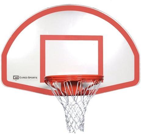Ga赤 1750b AlumファンBackboard – バスケットボール