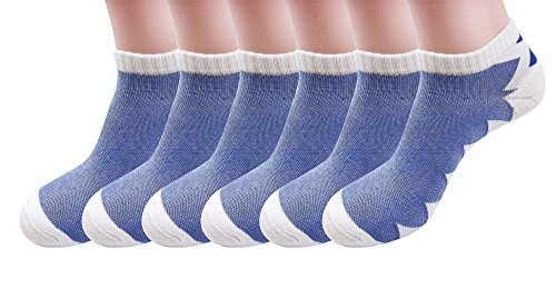 SilkWorld Womens Cotton Terry Socks