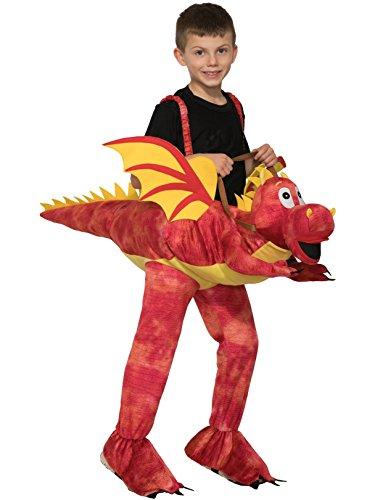 Forum Novelties Ride-A-Dragon Costume, One Size ()