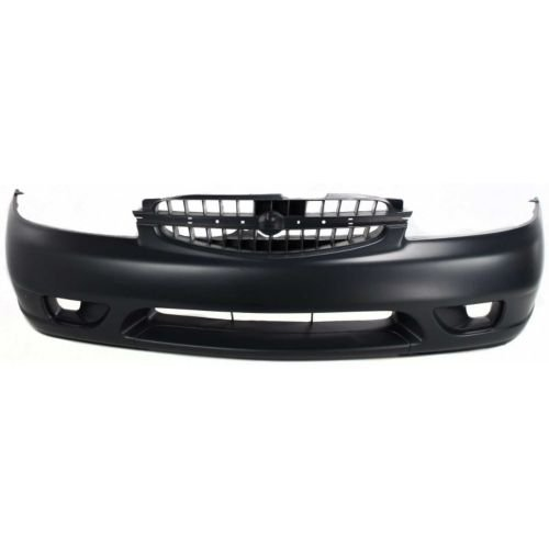 Perfect Fit Group NS8409P – Altima Front Bumper Cover, Primed, W/O Fog Lamp Holes, Xe/ Gxe/ Gle Models