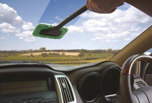 Streetwize SWWW Windscreen Wonder Clean & Shine 16' Removable Handle Swivel Head streetwise