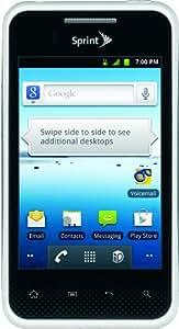 LG Optimus Elite, White 1 GB (Sprint)