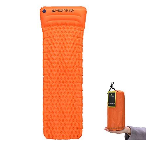 Hikenture Lightweight Ultralight Pad Insulated Backpacking