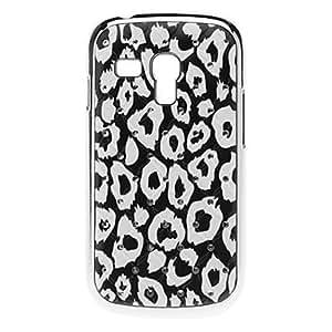 WQQ Samsung S3 Mini I8190N compatible Special Design Plastic Back Cover