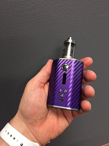 - Psyclone dna 200 mod wrap skin Purple Carbon Fiber design by Jwraps