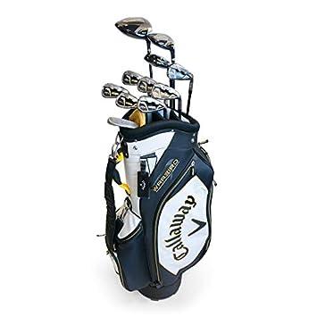 Calaway Warbird Grafito Equipo de Golf, Hombre, Blanco ...