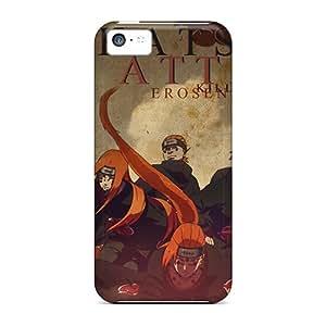 Hard Plastic Iphone 5c Case Back Cover,hot Naruto Shippuden Akatsuki Pein Case At Perfect Diy