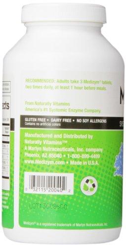 Medizym Systemic Enzyme 800 Tablets by Medizym (Image #3)