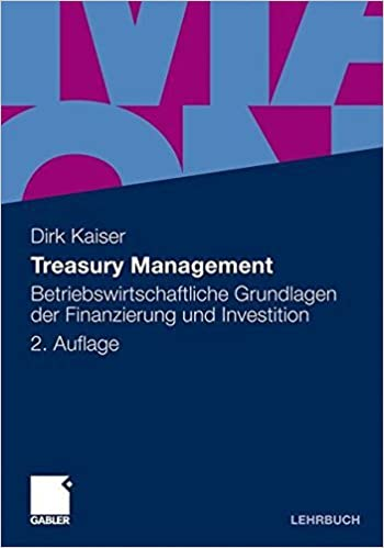 treasury management kaiser dirk