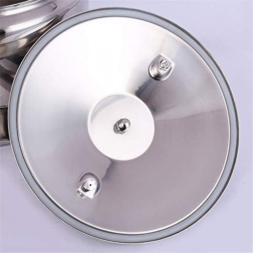 TBAO La Cuisinière À Gaz Autocuiseur De Grande Capacité En Alliage D'aluminium Peut Utiliser Des Ustensiles De Cuisine À La Maison En Pot Antidéflagrant 5-18L (Size : 22cm5L)