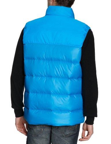 Nike sans Bleu noir homme Down Anorak Basic manches rwxzRCrvq