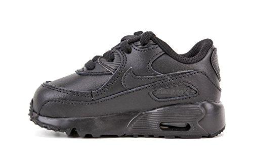 Chaussures Air TD LTR Bébé Noir Mixte 90 Nike Max FxqnFS
