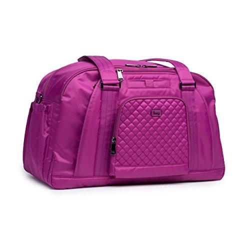 Lug Propeller Gym/Overnight Bag, Orchid Pink by Lug